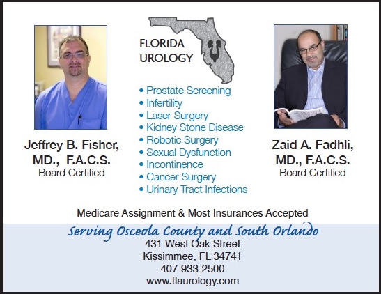 Florida Urology - Serving Osceola County and South Orlando
